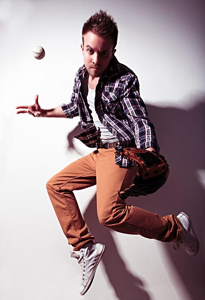 Je vais m'inscrire dans un club de baseball à la rentrée