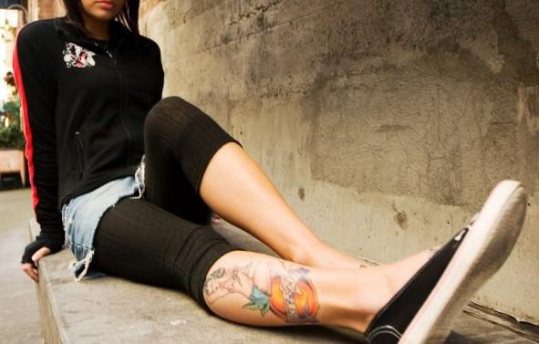 Pourquoi j'ai opté pour les tatouages