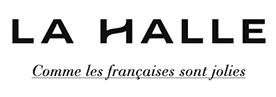 Logo http://www.lahalle.com