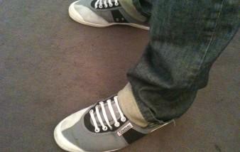 Kawasaki chaussure : un style que j'ai vraiment adoré