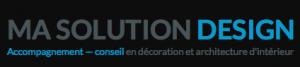 Logo architecte d interieur lyon ma-solution-design.com