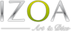Logo tableau deco izoa.fr