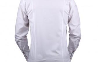 Chemise coupe ajustée et ceintrée
