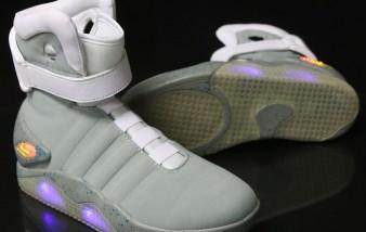 Nike air mag prix : les chaussures dont j'ai toujours rêvé