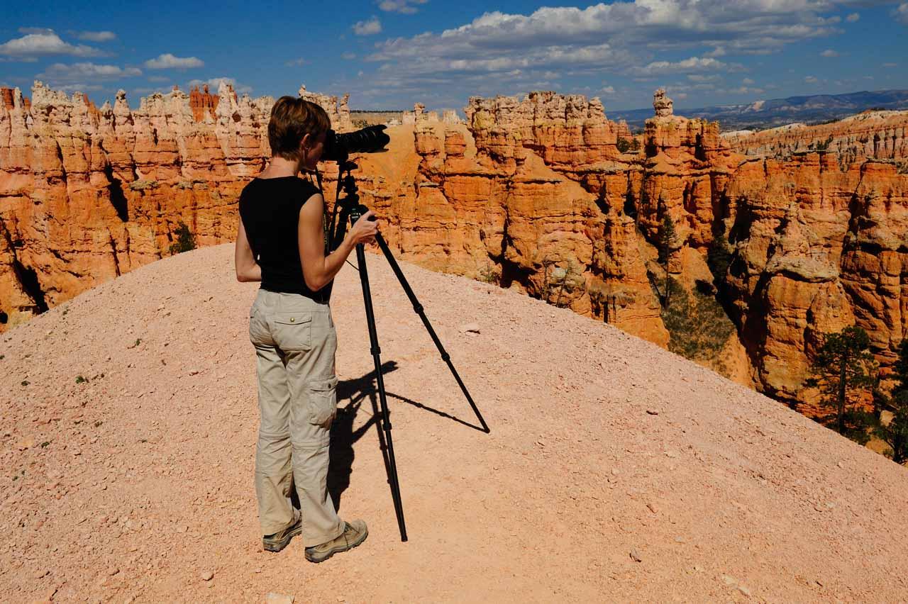 Formation photographie: acquérir plus d'expérience