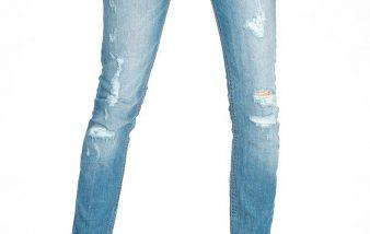 Un jeans qui s'adapte à sa morphologie