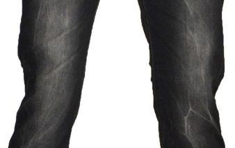 Jean noir : c'est l'atout charme et tendance de votre garde-robe branchée