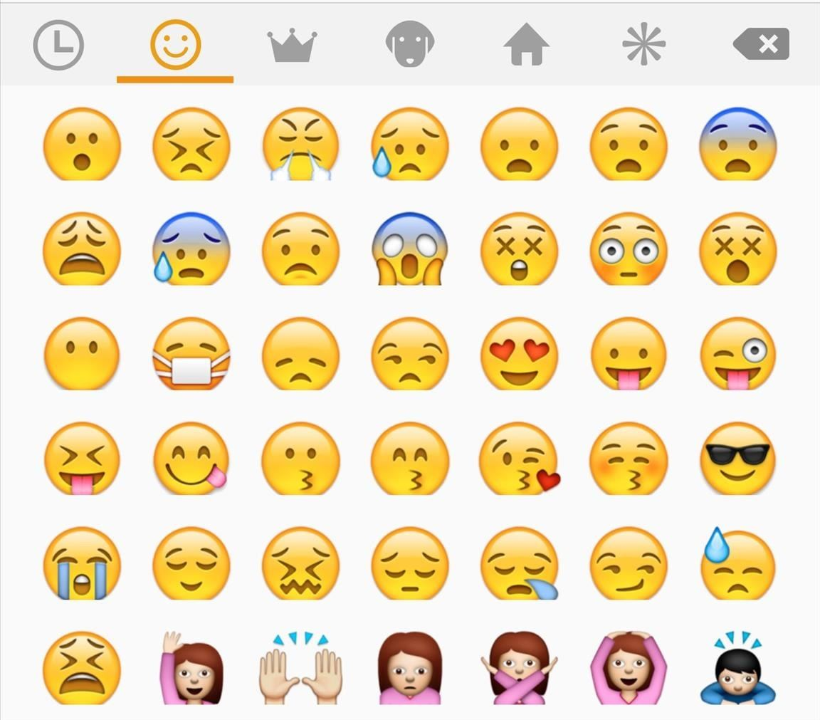 how to get emojis on iphone 5 emoji iphone ils permettent de remplacer les mots 3383