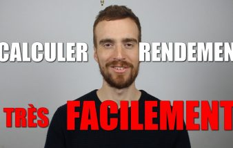 Comment calculer un rendement ?